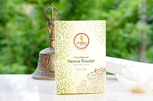 Pure Natural Henna Powder (100gms)