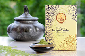 Pure Natural Indigo Powder, 100gms