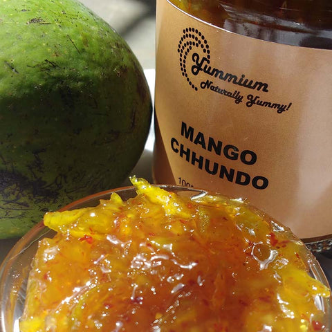 Mango Chhundo - 100% Natural