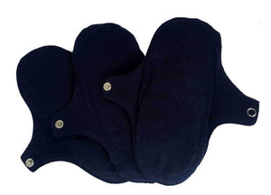 Stonesoup Petals: Mandya Pads (Set of 3 Cloth Panty Liners)