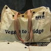 Veggie To Fridgie Bag (Silver Fir)