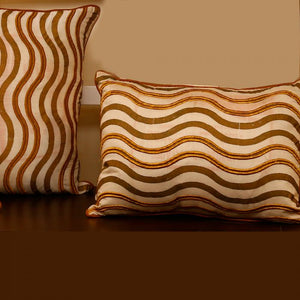 Modern Classic Cushion Cover - 11 created by traditional artisan communities