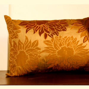 Earthen Cushion Cover - 7 created by traditional artisan communities