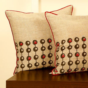 Pop Masters Cushion Cover - 27 created by traditional artisan communities