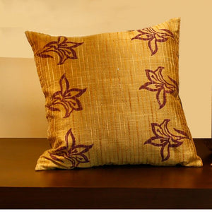 Earthen Cushion Cover - 10 created by traditional artisan communities