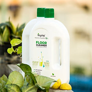 Natural Baby-Safe Floor Cleaner
