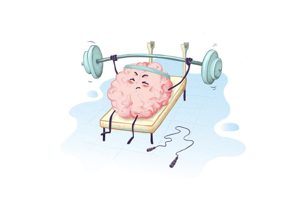 Use Exercise to Build a Bigger Brain