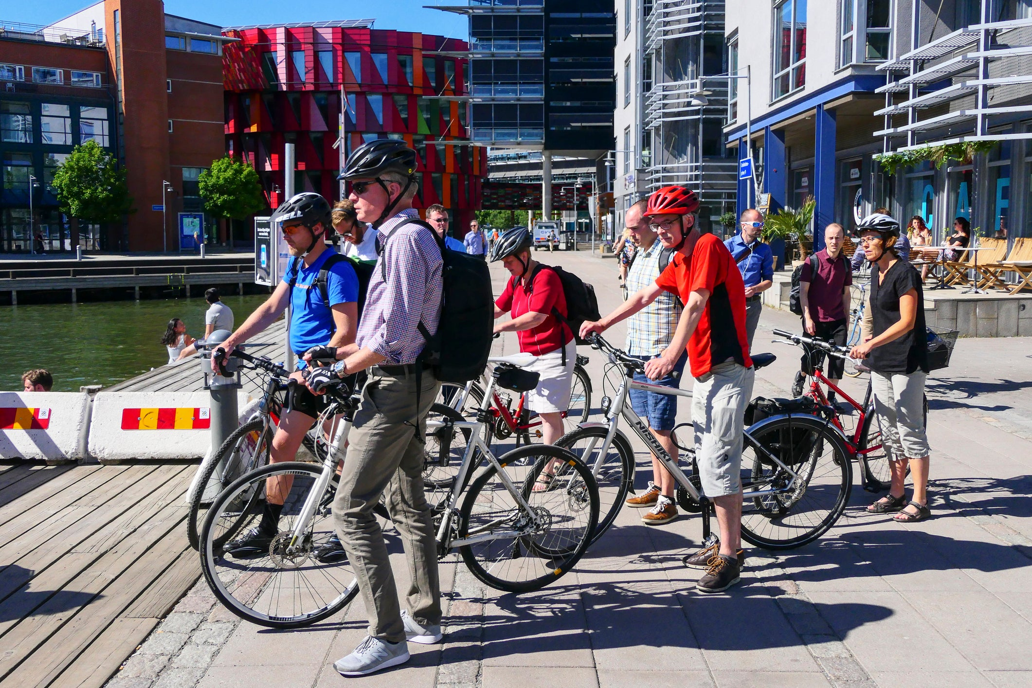 British Scientists Say You Should Walk Or Bike To Work