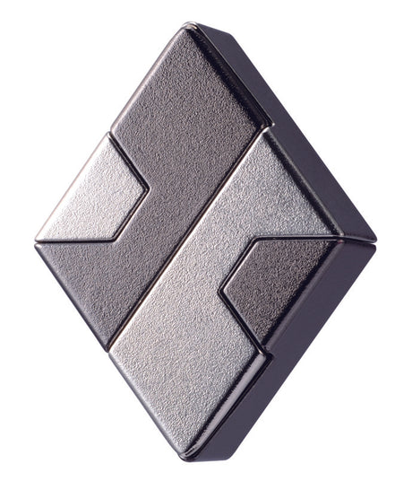 Diamond Cast Metal Puzzle