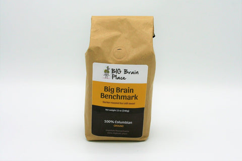 Big Brain Benchmark Coffee