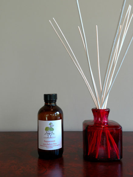 Peppermint Aromatherapy Gift Set