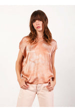 AqC Ellie Sloppy V Blouse