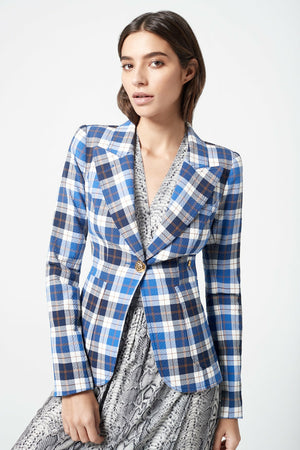 Smythe Patch Pocket Duchess Blazer - WEST2WESTPORT.com