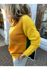 Sandrine Rose The Outsiders Cashmere Sweater - WEST2WESTPORT.com