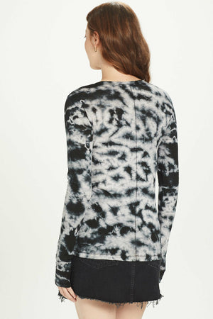Load image into Gallery viewer, Tie Dye L/S Classic Tee - WEST2WESTPORT.com