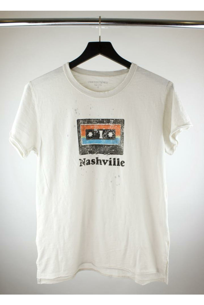 Nashville T-shirt - WEST2WESTPORT.com