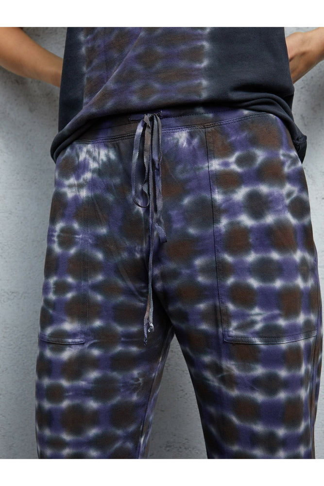 Load image into Gallery viewer, Tie Dye Track Pant - WEST2WESTPORT.com
