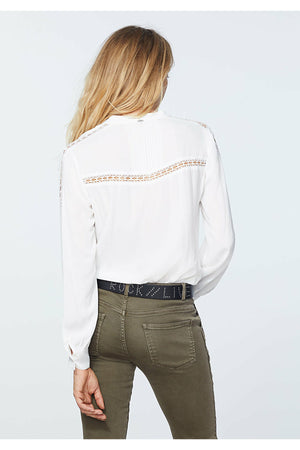 Crepe Blouse - WEST2WESTPORT.com