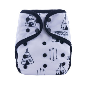 Happy Flute Diaper Cover, One Size