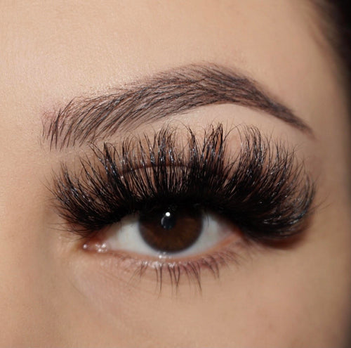 Zola ALICE 25mm 3D Mink Lashes