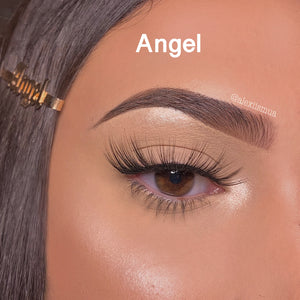 LashyBox Angel Silk Lashes