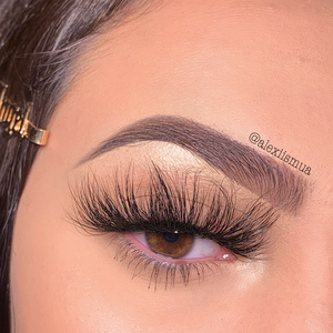ERICA 25mm 3D Mink Lashes