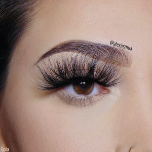 LOLA 25mm 3D Mink Lashes