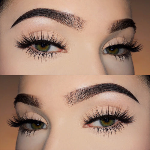Lucy 3D Silk Lashes