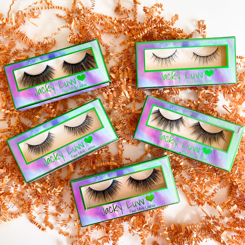 JackyLuvv LASH BUNDLE ($3 per pair)