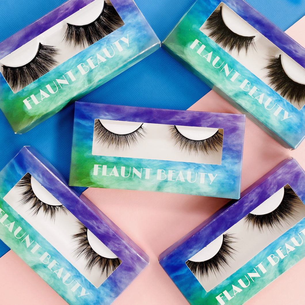 Flaunt Beauty LASH BUNDLE ($3 per pair)