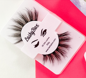 LashyBox Kitty Silk Lashes