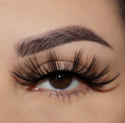 SUMMER 25mm Faux Mink Lashes