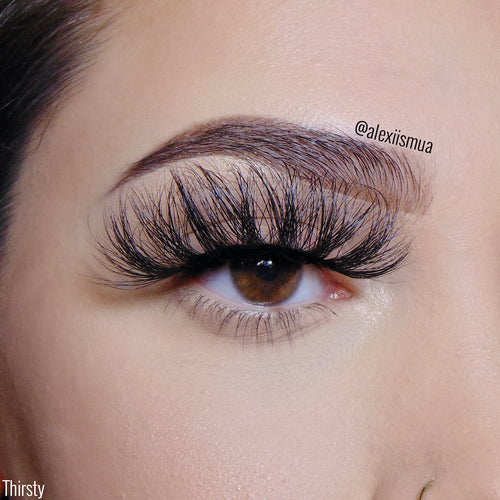 THIRSTY 25mm 3D Mink Lashes