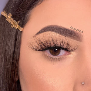 TIFFANY 25mm 3D Mink Lashes