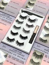 Load image into Gallery viewer, LOHA Lash Dash Instant MAGNETIC Lash Kit