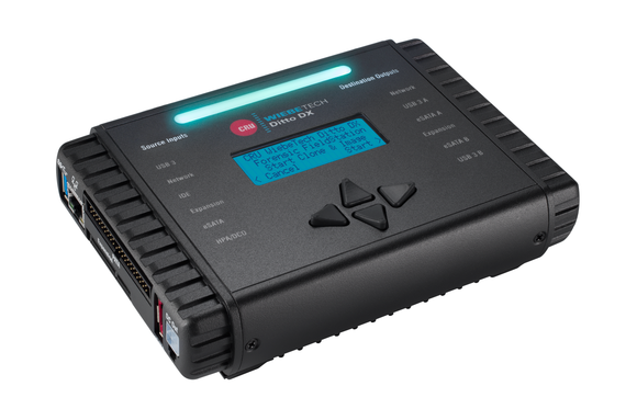 Wiebetech Ditto DX Forensic Fieldstation