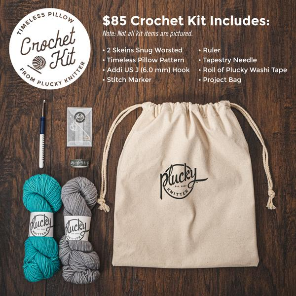 A Crochet Beginner Kit!