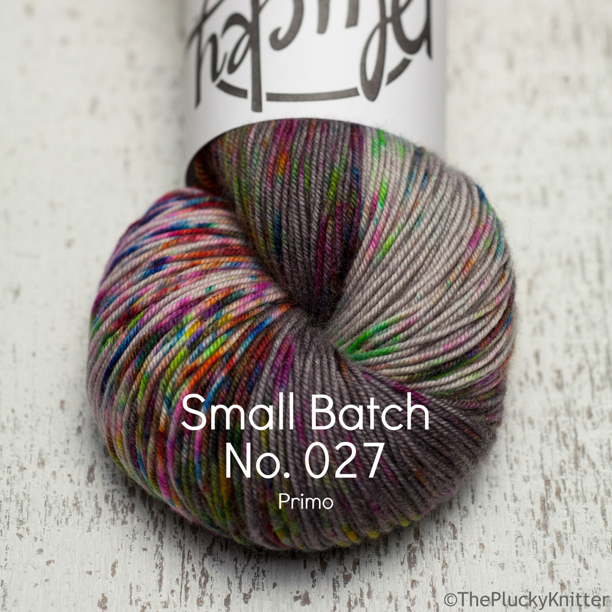 Small Batch No. 027