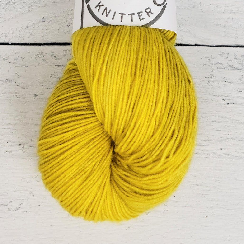 Impala Shawl Kit: Selvedge/Yellow Submarine