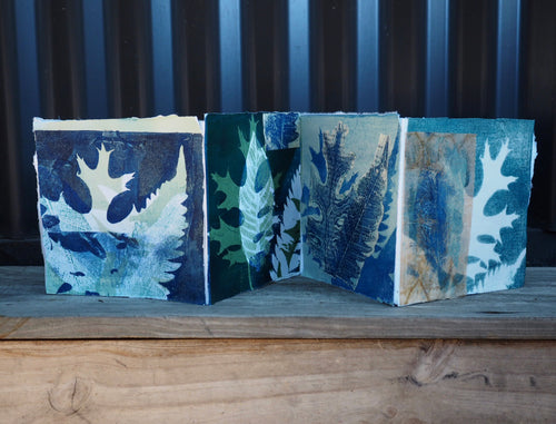 Nature Inspired Mono Printing Workshop