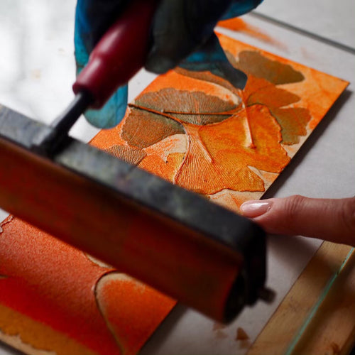 Collagraph Printing - Workshop