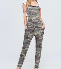 Load image into Gallery viewer, Camo Overalls