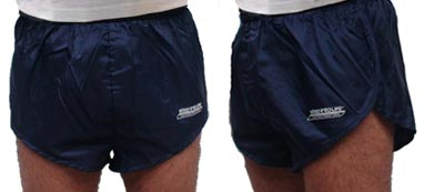 ATHLETIC CURVED SHORTS MENS XL