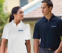 ACTIVE POLO BLUE LADIES & MEN
