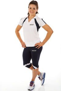 PT LADIES SORRENTO TOP WHITE OR NAVY