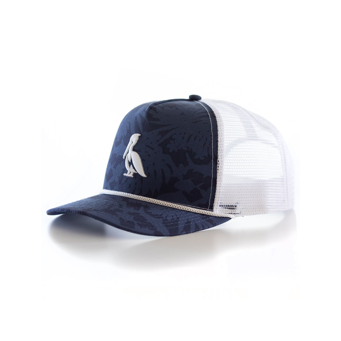 Marquesa Trucker  Limited Edition - Navy / White