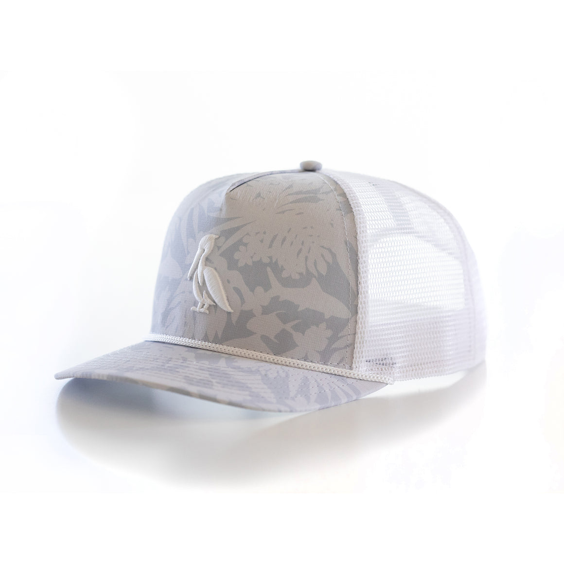 Marquesa Trucker Limited Edition - Gray / White