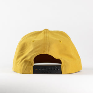 Slacker Hippie Hat - Mustard