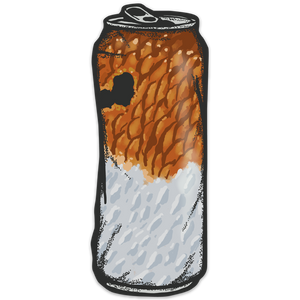Redfish Tallboy Sticker - Slackertide