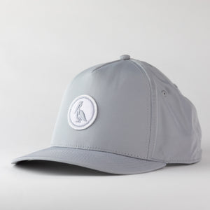 Birdie Performance Hat - Gray